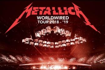 концерт группы Metallica (Металлика)