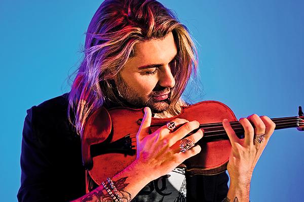 David Garrett (Дэвид Гарретт)