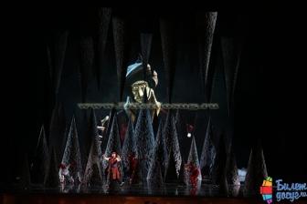 опера Волшебная лампа Аладдина