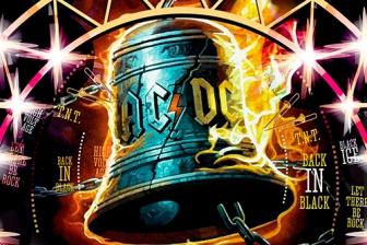AC/DC Tribute show с симфоническим оркестром
