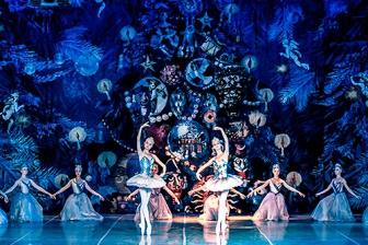 балет Щелкунчик (Н. Касаткиной и В. Василева)