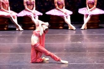 балет Баядерка