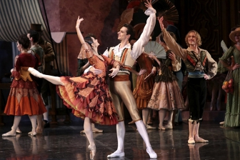 балет Дон Кихот. Золотая маска