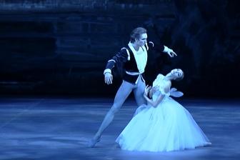 балет Жизель. Золотая маска