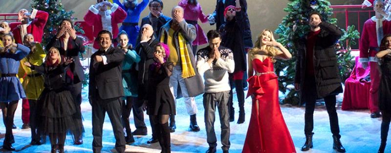 оперетта Зимний вечер в Шамони