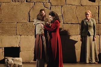 опера Дидона и Эней. Золотая маска