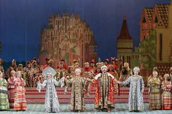 опера Сказка о царе Салтане