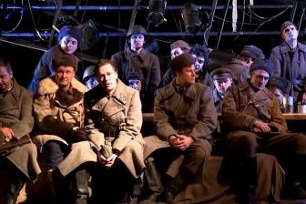 спектакль В окопах Сталинграда