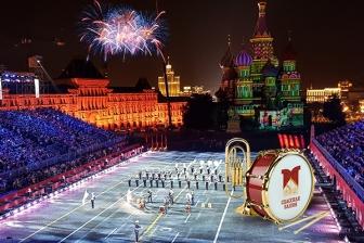 Спасская башня 2021
