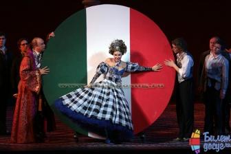 опера Итальянка в Алжире
