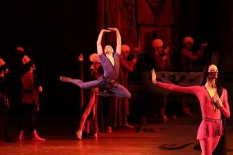 балет Легенда о любви